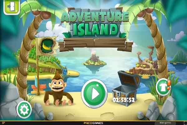 Play Adventure Island