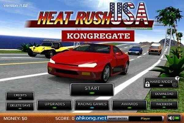 Play Heat Rush USA