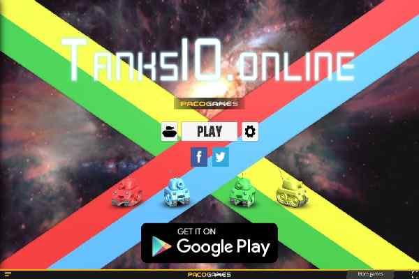 Play TanksIo Online