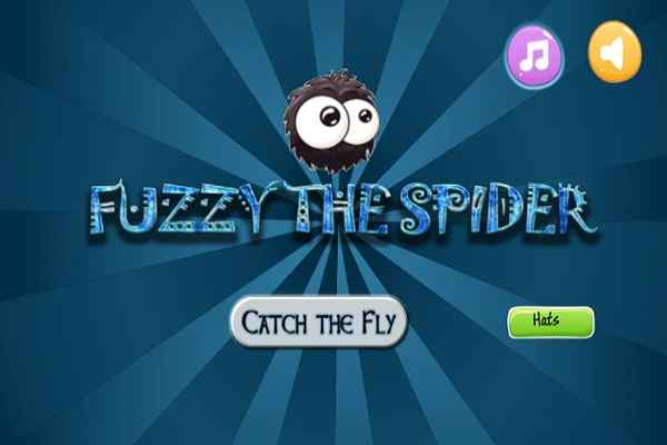 Play Fuzzy The Spider