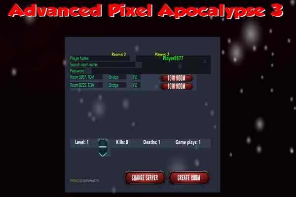 Play Advanced Pixel Apocalypse 3