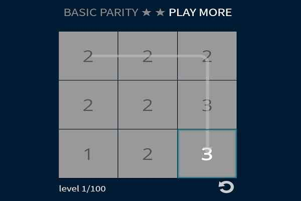 Play Basic Parity