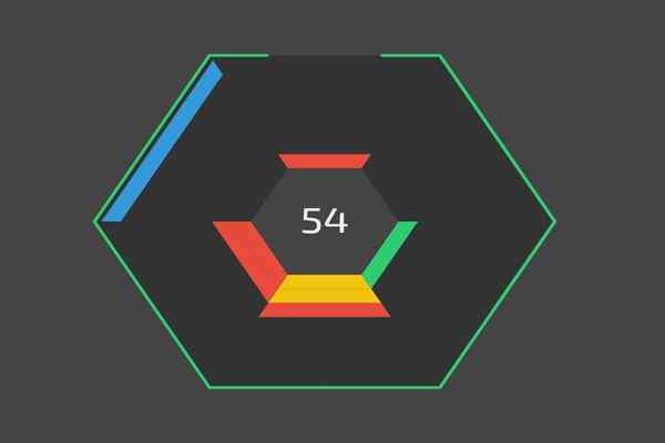 Play Color Hexagon