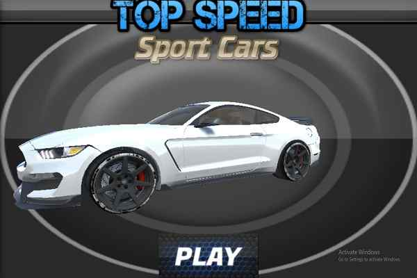 Play Top Speed Sport Cars