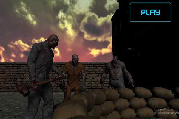 Play Apocalypse Z Survival