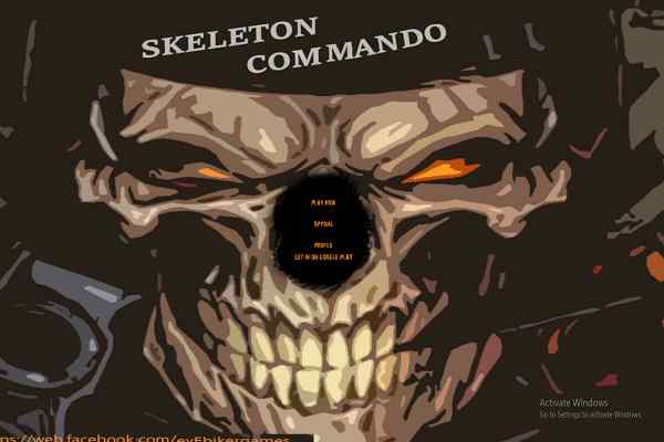 Play Skeleton Commando