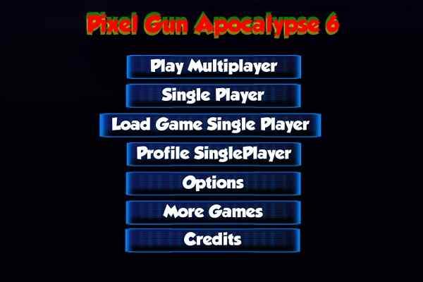 Play Pixel Gun Apocalypse 6