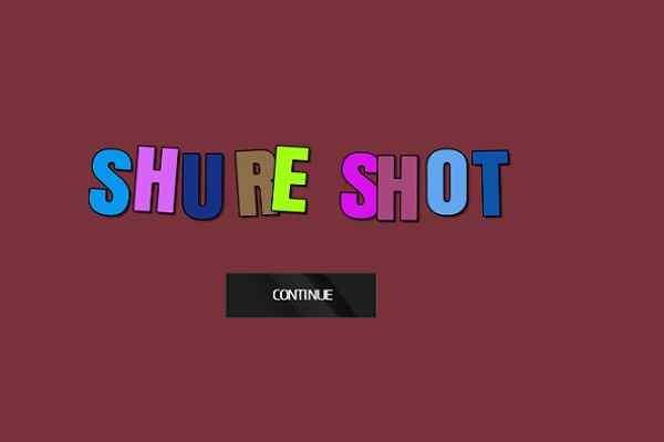 Play Shure Shot