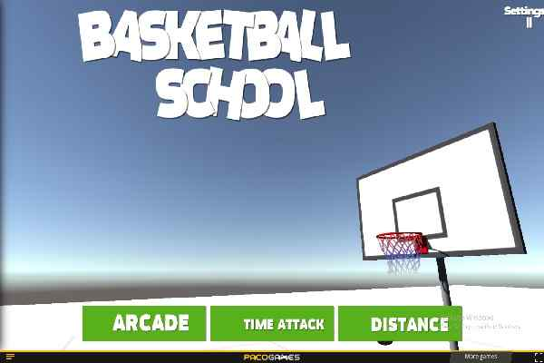 Play Basketball School