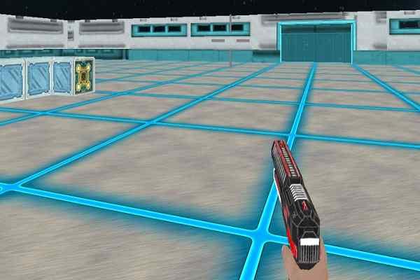 Play Quasar Combat