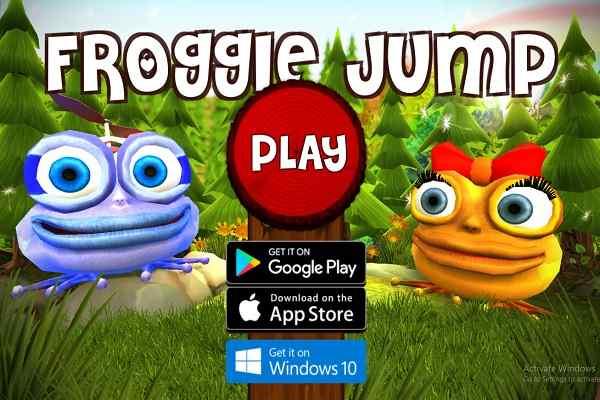 Play Froggie Jump