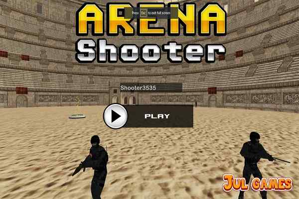 Play Arena Shooter