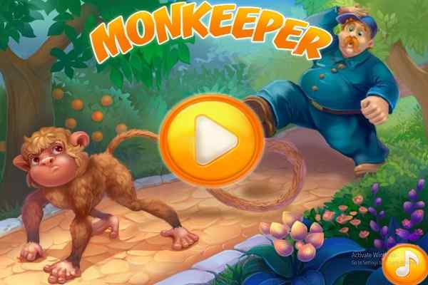 Play Monkeeper