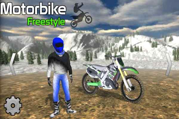 Play Motorbike Freestyle