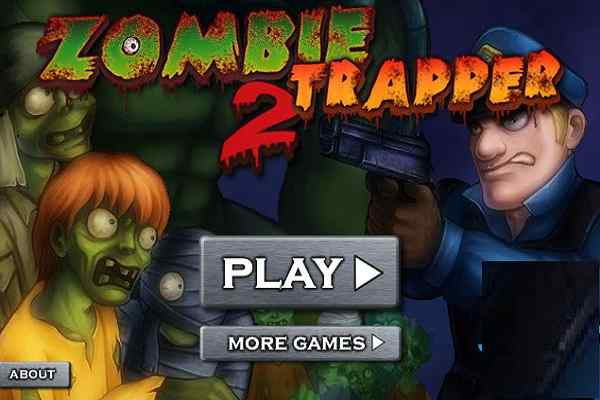 Play Zombie Trapper 2