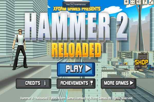 Play Hammer 2 Reloaded