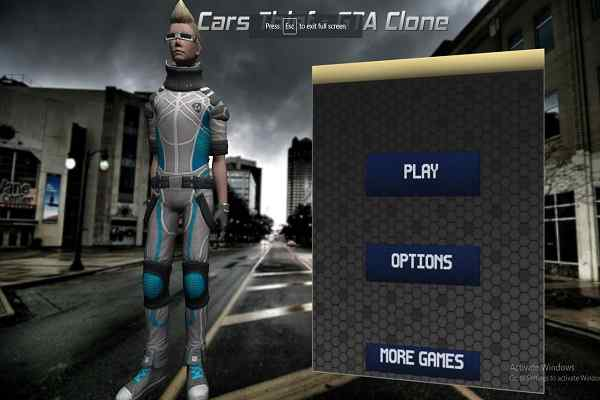 Play Cars Thief