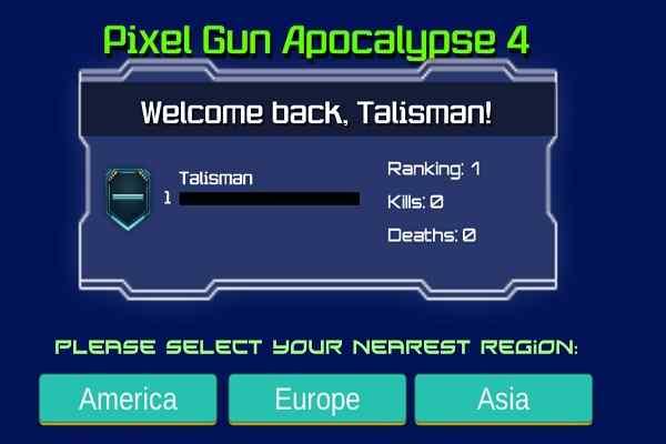 Play Pixel Gun Apocalypse 4