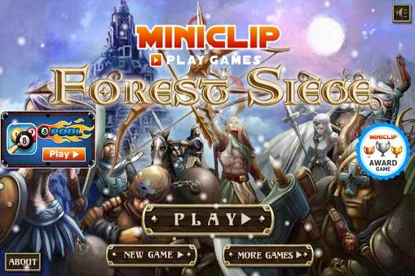 Play Forest Siege