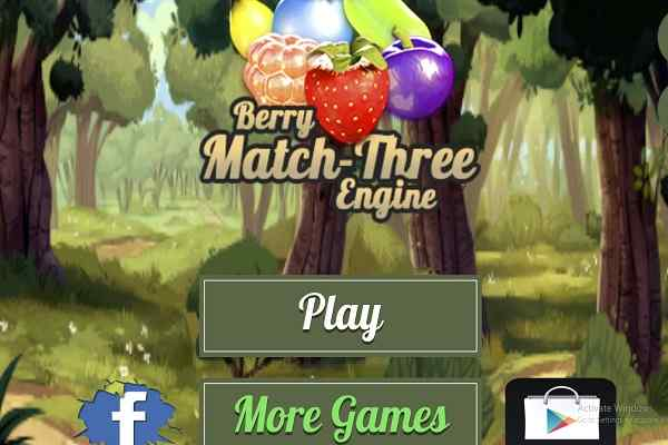 Play Berry Match