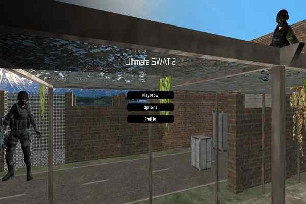 Play Ultimate SWAT