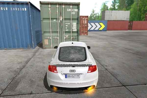 Play Audi TT RS
