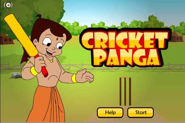 Play Chota Bheem Cricket Panga