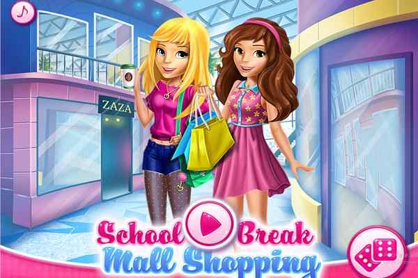 Play School Break Mall Shopping