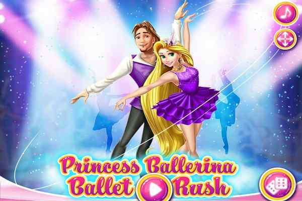 Play Princess Ballerina Bullet Rush