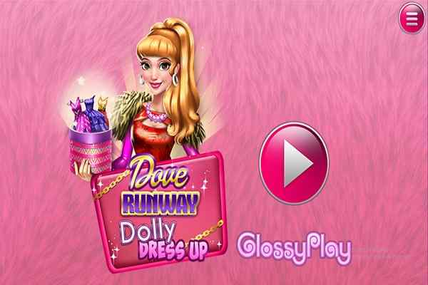 Play Dove Runway Dolly Dress Up H5