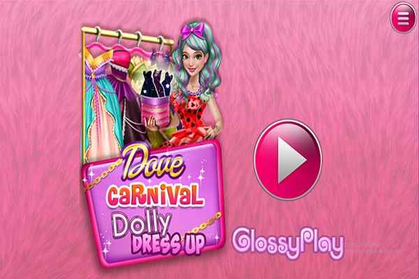 Play Dove Carnival Dolly Dress Up H5