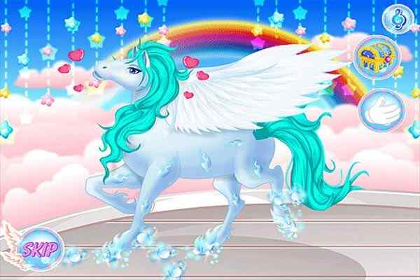 Play Pegasus Doctor and Make up
