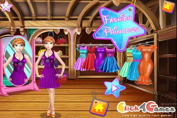 Play Fashion Princess
