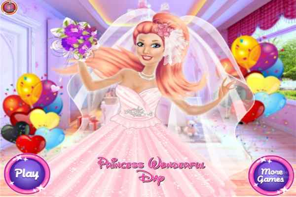 Play Princess Wonderful Day