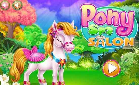 Play Pony Spa Salon