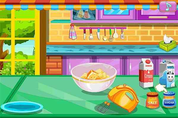 Play Cooking Fever Pizza Maker