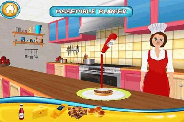 Play Mias Burger Fest