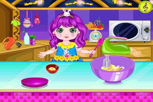 Play Princess Easter Treats