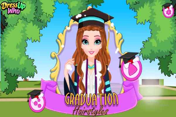 Play Graduation Hairstyles