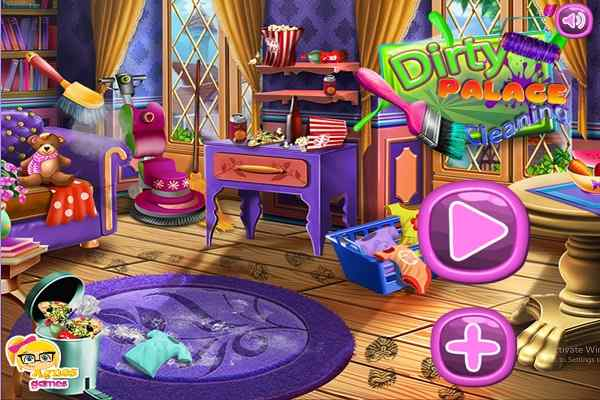 Play Dirty Palace Cleaning