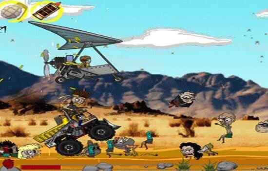 Play Hard Rock Zombie Truck