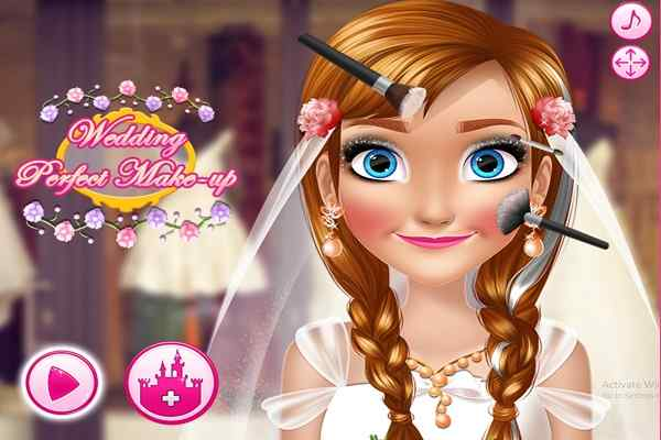 Play Wedding Perfect MakeUp