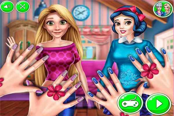 Play Nails Makeover