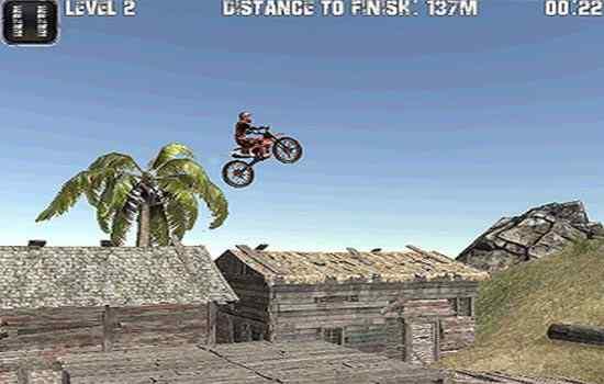 Play Moto Trials Beach 2