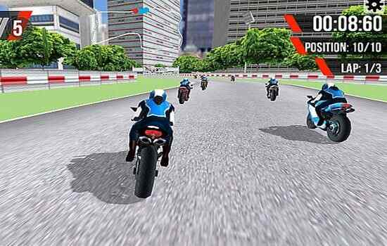 Play Moto Xspeed GP