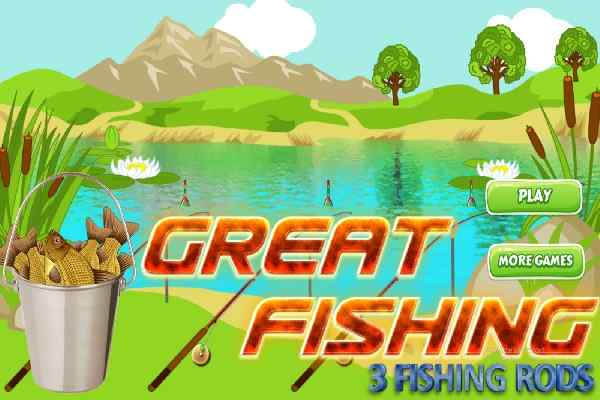 Play Great Fishing