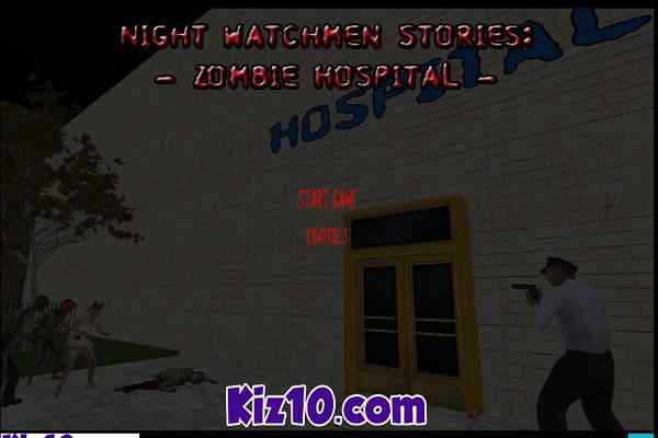 Play Night Watchmen Stories Zombie Hospital
