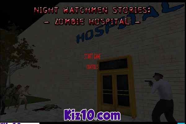 Play Night Watchmen Stories Zombie Hospital