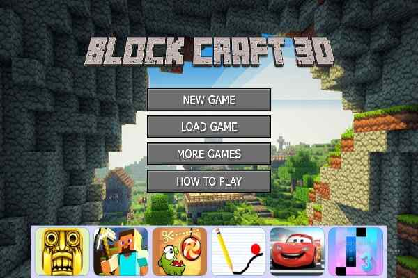Play Block Craft 3D