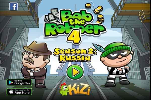 Bob The Robber - Play All Bob The Robber Games Online | Kizi